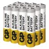 Alkalické baterie - 12 ks - GP (AA) LR6
