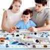 0035396 hraci podlozka auticka barevna