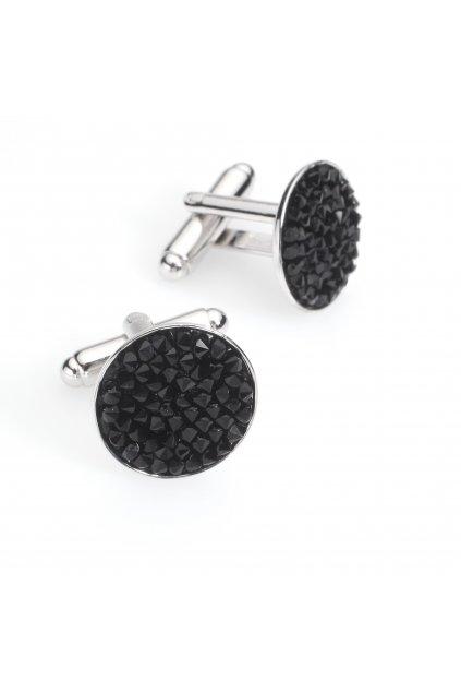 Manžetové knoflíčky Black Caviars