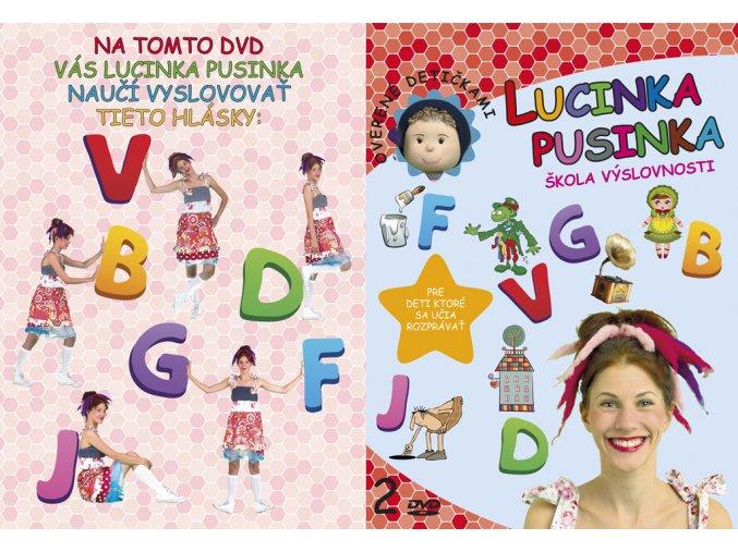 DVD Lucinka Pusinka 2