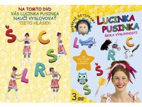 DVD Lucinka Pusinka 3