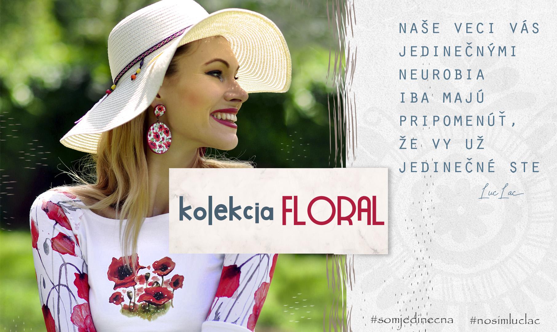 LucLac kolekcia floral
