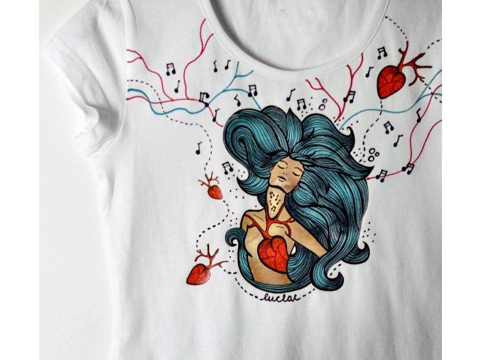 Tričko Moja pieseň