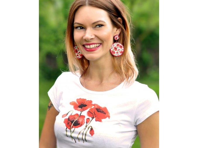 Tričko Mrs. Poppy S