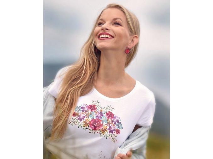 Tričko Floral