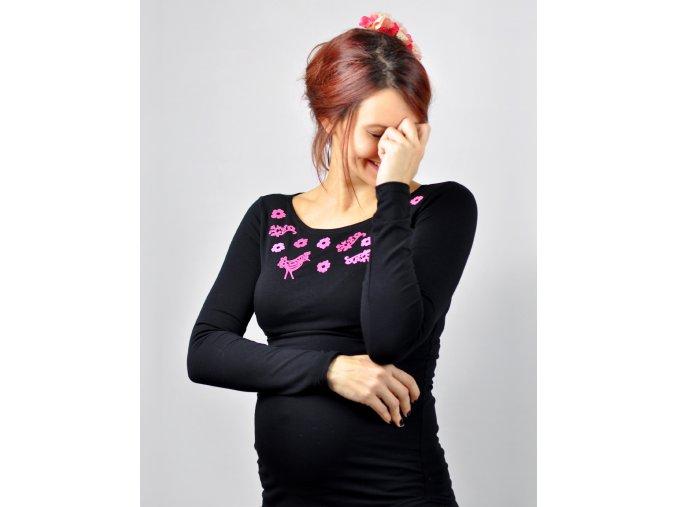 Tričko Pink Nightingale