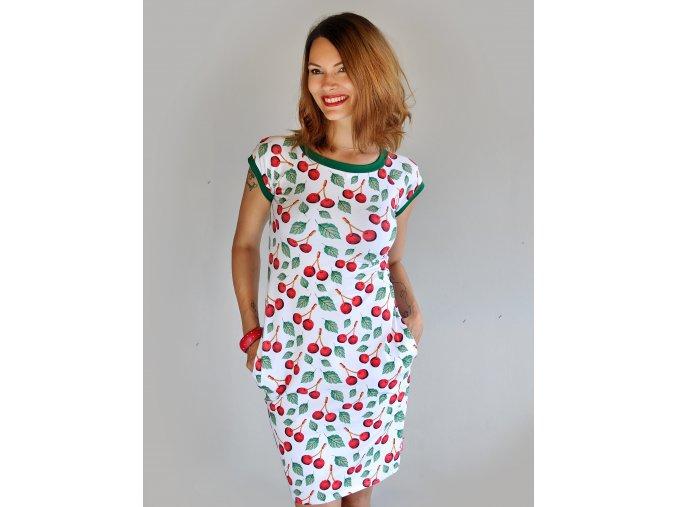 Šaty Cherry LL