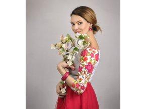 Tričko Blossom Rosee