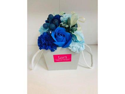 Modrá ruža