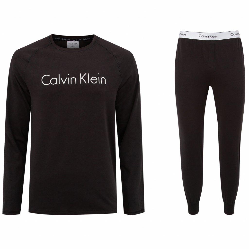 Calvin Klein Knit L/S Pant Set