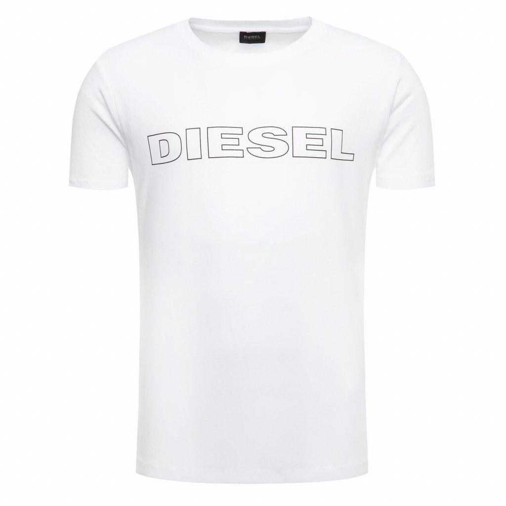 diesel t shirt jake 00cg46 0darx bila regular fit