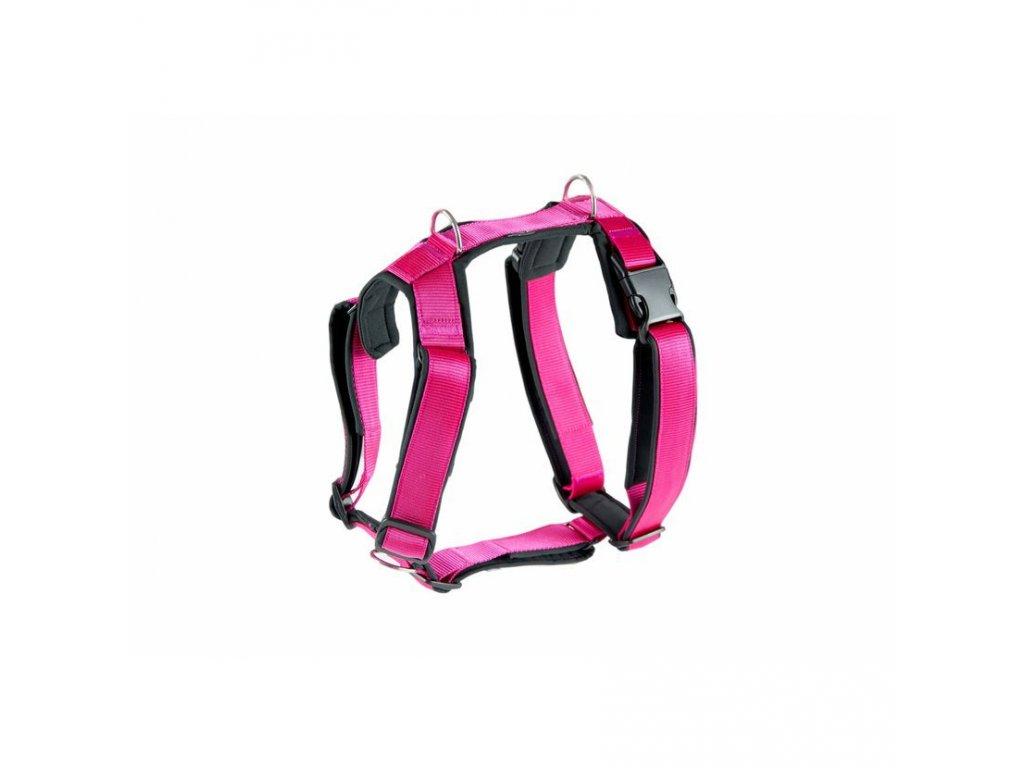 Postroj Comfort plus - růžový