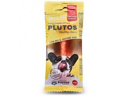 Plutos sýrová kost Small s lososem