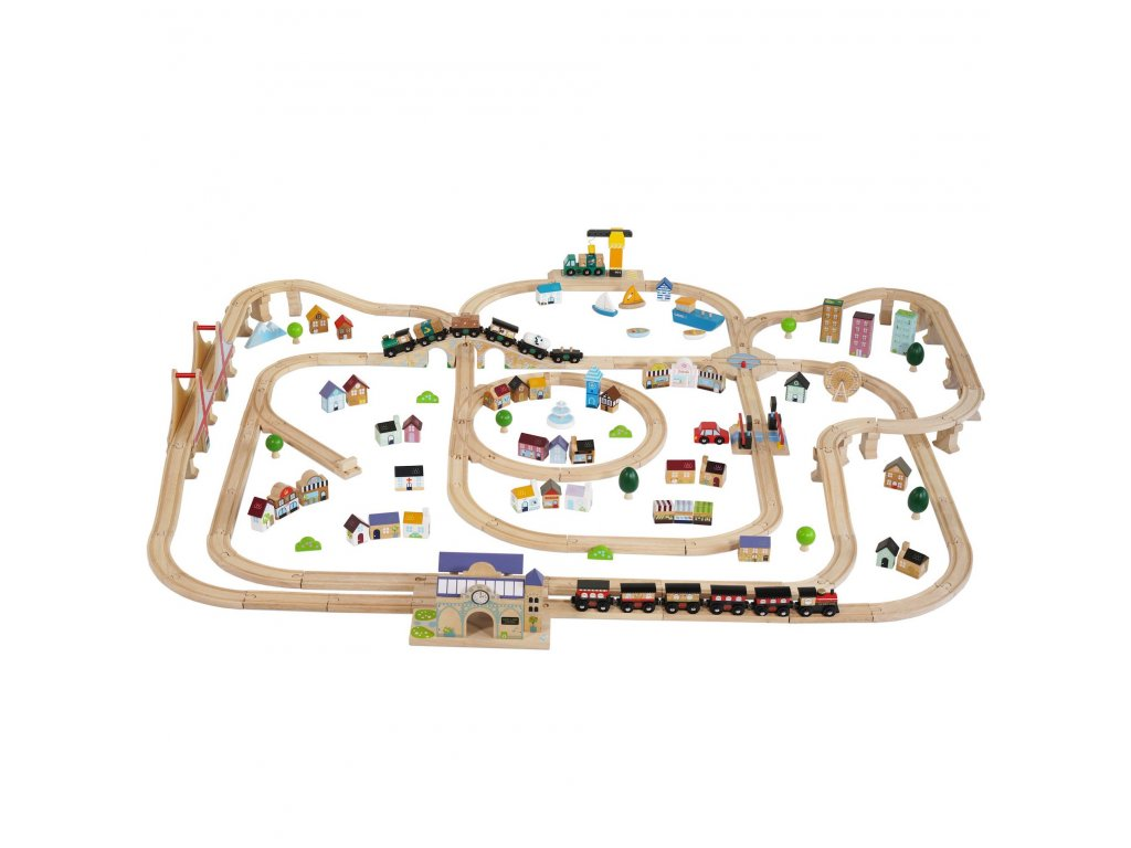 TV700 Train Track Full Set