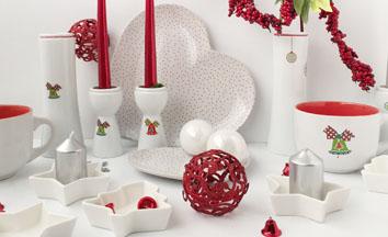 Vánoční inspirace od české značky by inspire...porcelán s českou duší