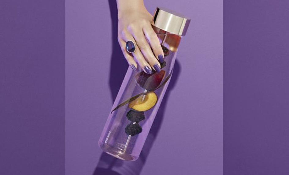 Cestovní skleněná lahev na pití Eva Solo