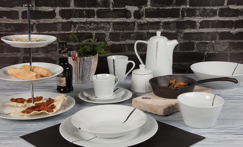 Kolekce Brush české značky by inspire...porcelán s českou duší