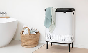 Koš na prádlo, BO, Brabantia