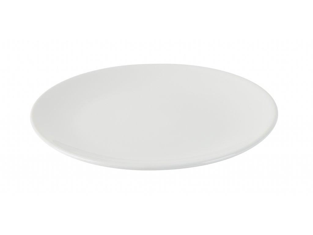 Talíř dezertní Simple 19,5cm, bílá