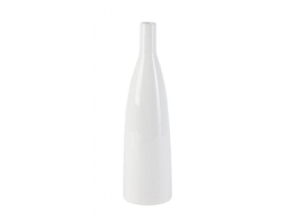 Váza 'Smart' (10x10x36,2 cm), bílá