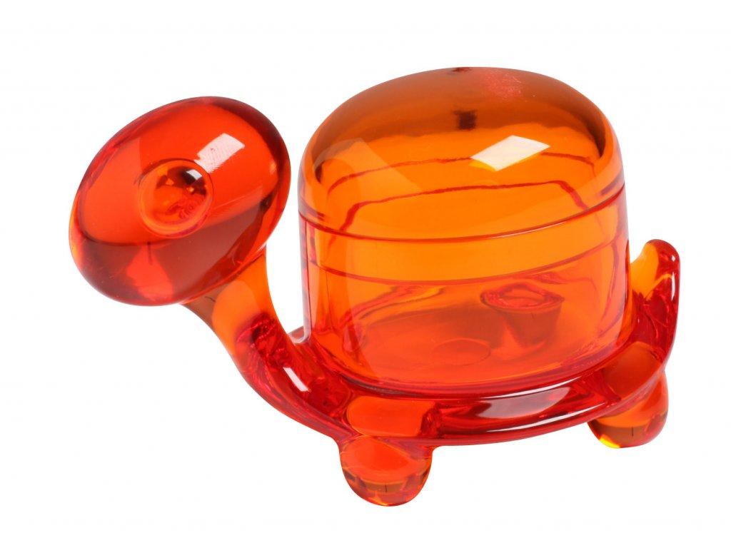 Univers.doza - želva, oranžová