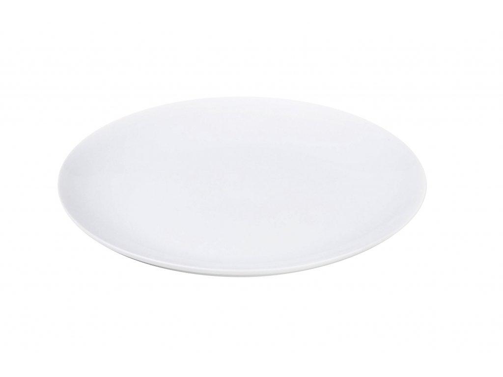 Dezertní talíř Classico  20cm, bílá