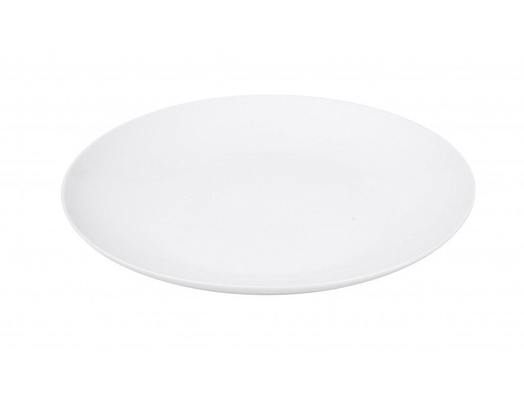 Mělký talíř Classico 27cm, bílá