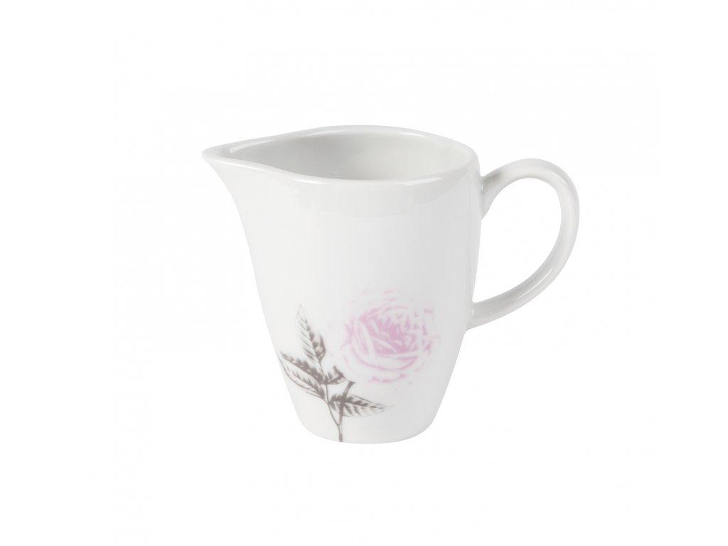 Mléčenka,Rose White
