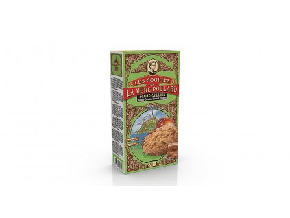 10943 susenky la mere poulard apple caramel cookies papir 200g
