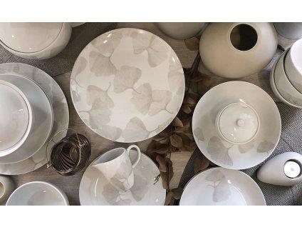 Konvice čajová Ginkgo Beige 1,3l