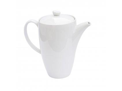 Konvice kávová 1300ml, Classico, bílá
