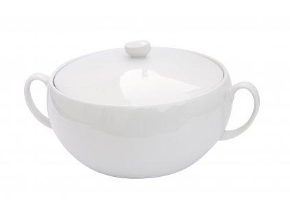 Polévková mísa 3l,Classico, bílá