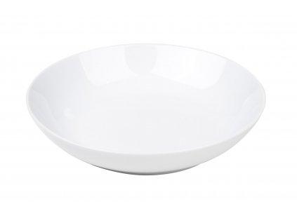 Hluboký talíř Classico 20cm, bílá