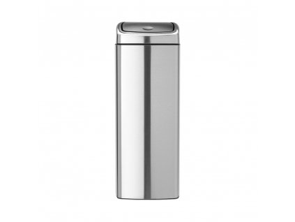 Touch Bin, 25L Matt Steel Fingerprint Proof 8710755384929 Brabantia 1000x1000px 7 NR 4049