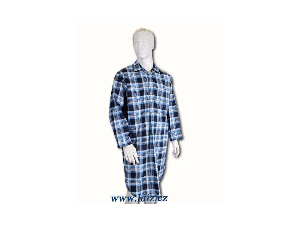 Flanelová noční košile Hubert 995