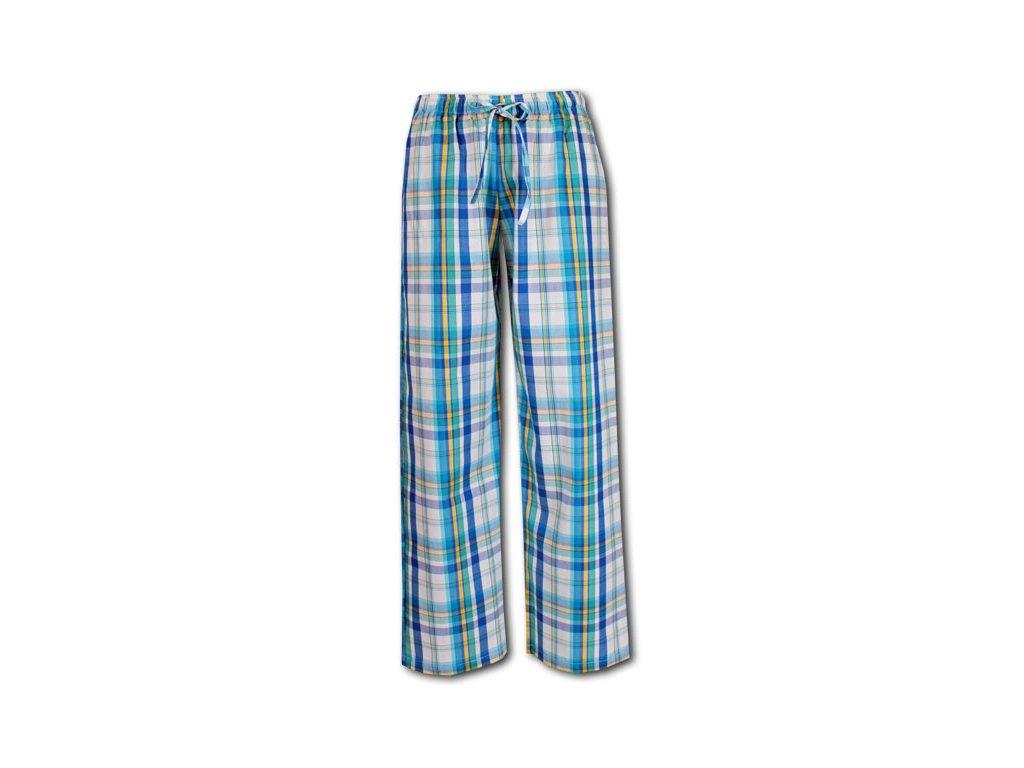 Dámské popelínové kalhoty 51
