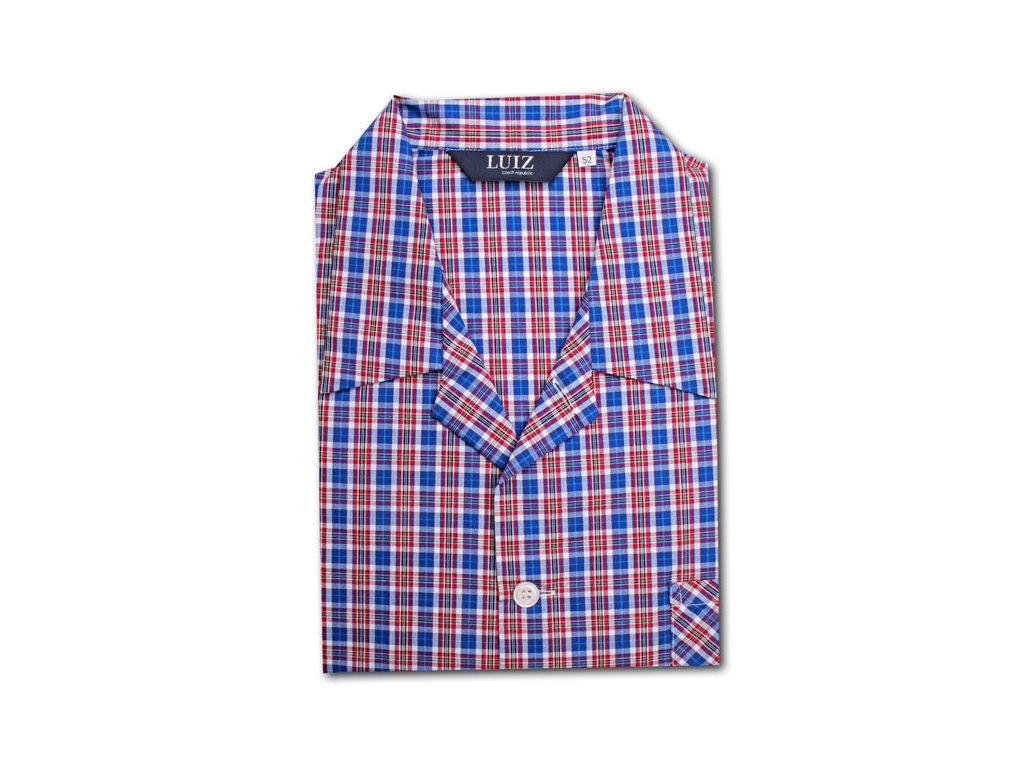 Bavlněné pyžamo Charles 3004