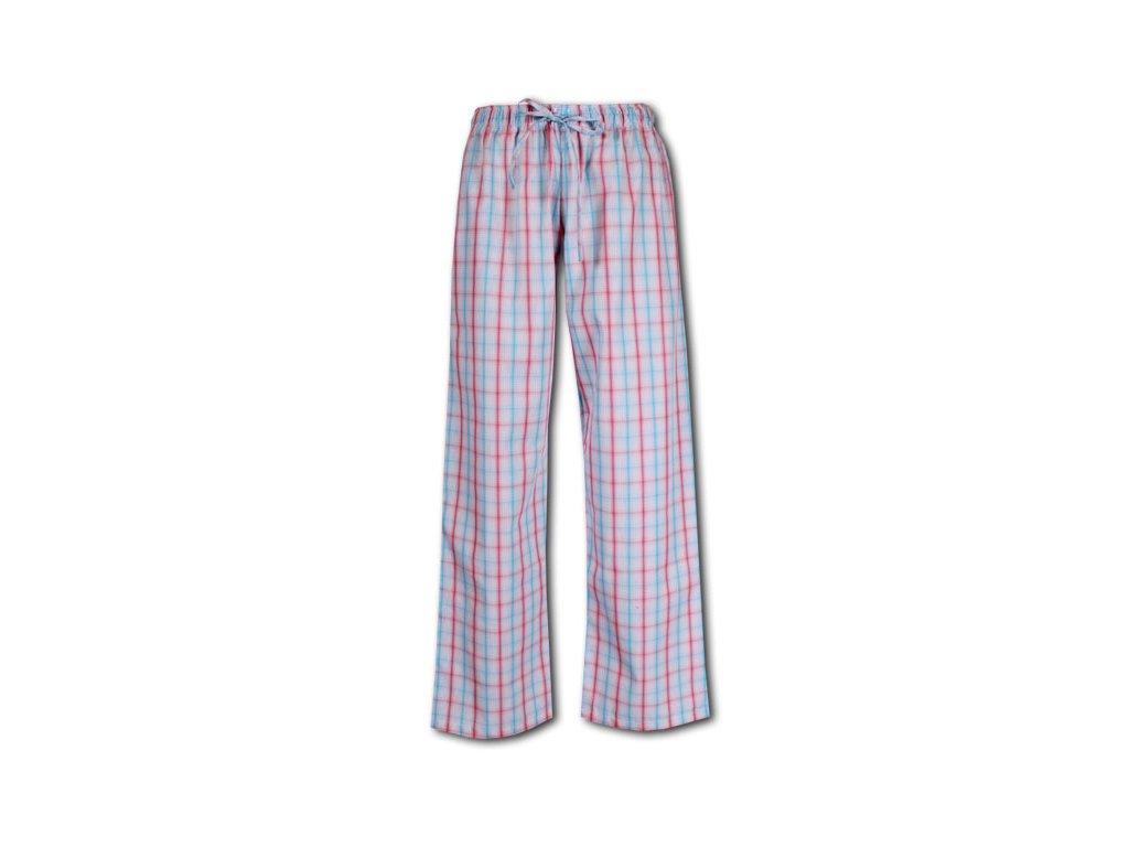 Dámské popelínové kalhoty 54