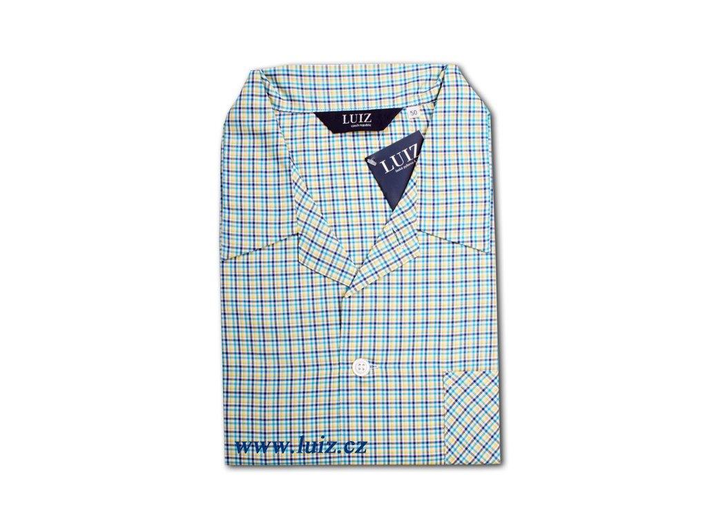Bavlněné pyžamo Charles 301