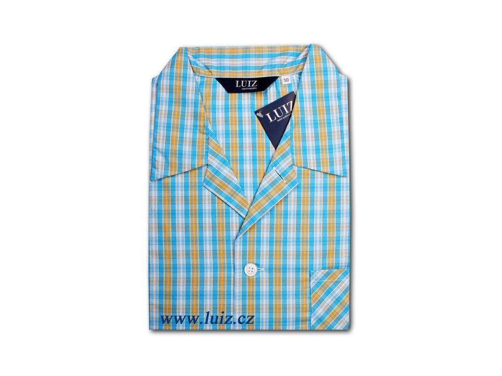 Bavlněné pyžamo Charles 302