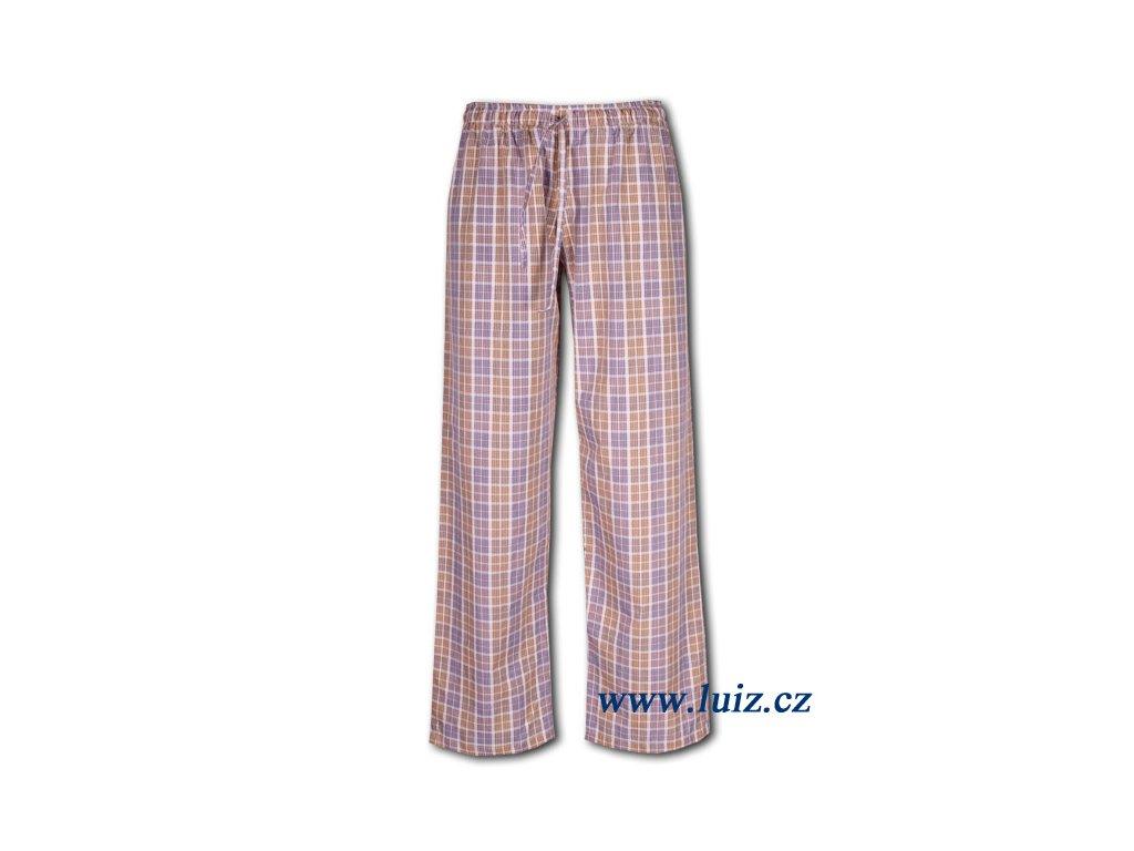 Dámské popelínové kalhoty 57