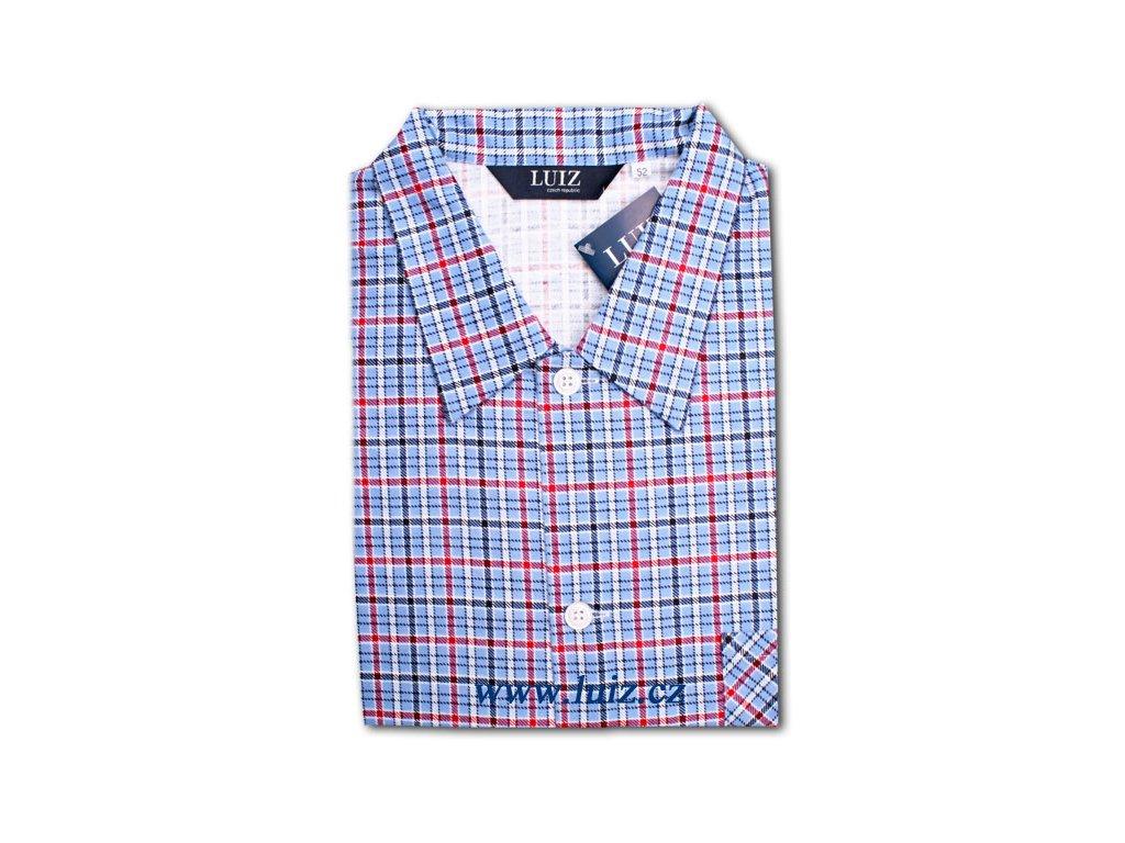 Flanelové pyžamo Jirka 101