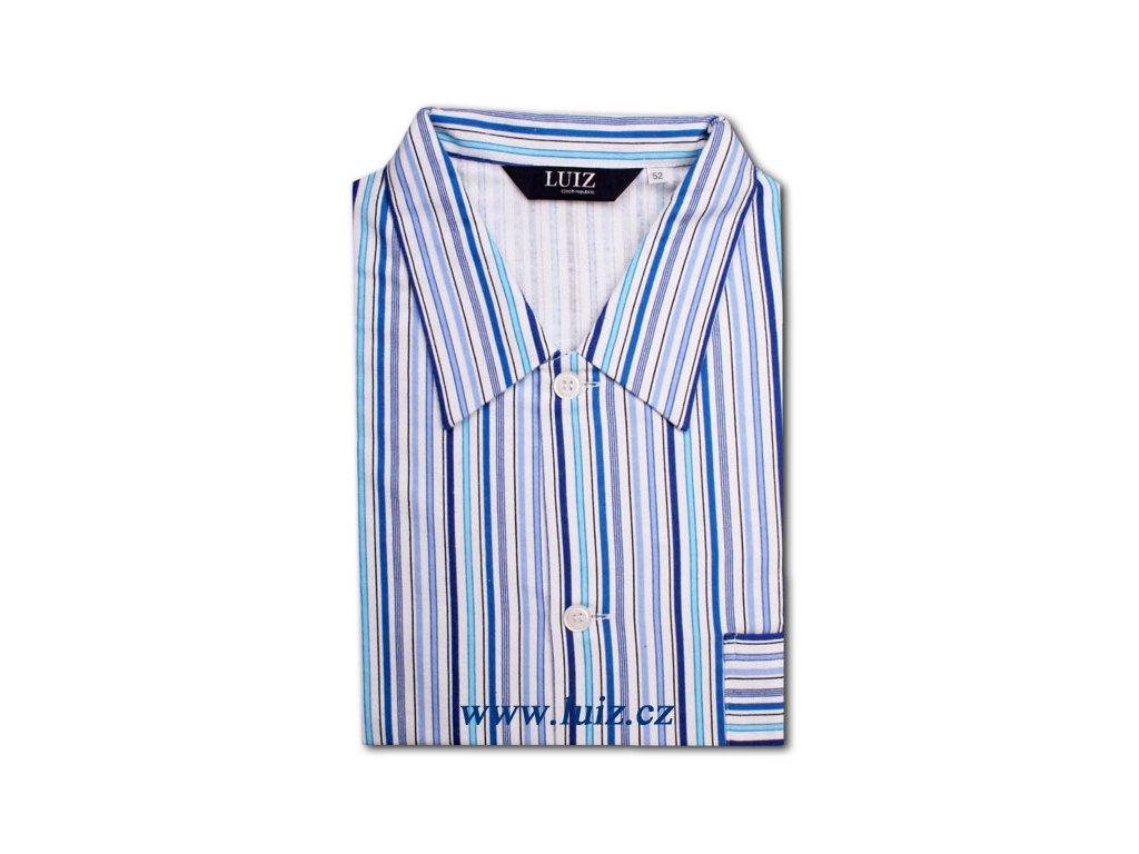 Flanelové pyžamo Jirka 102