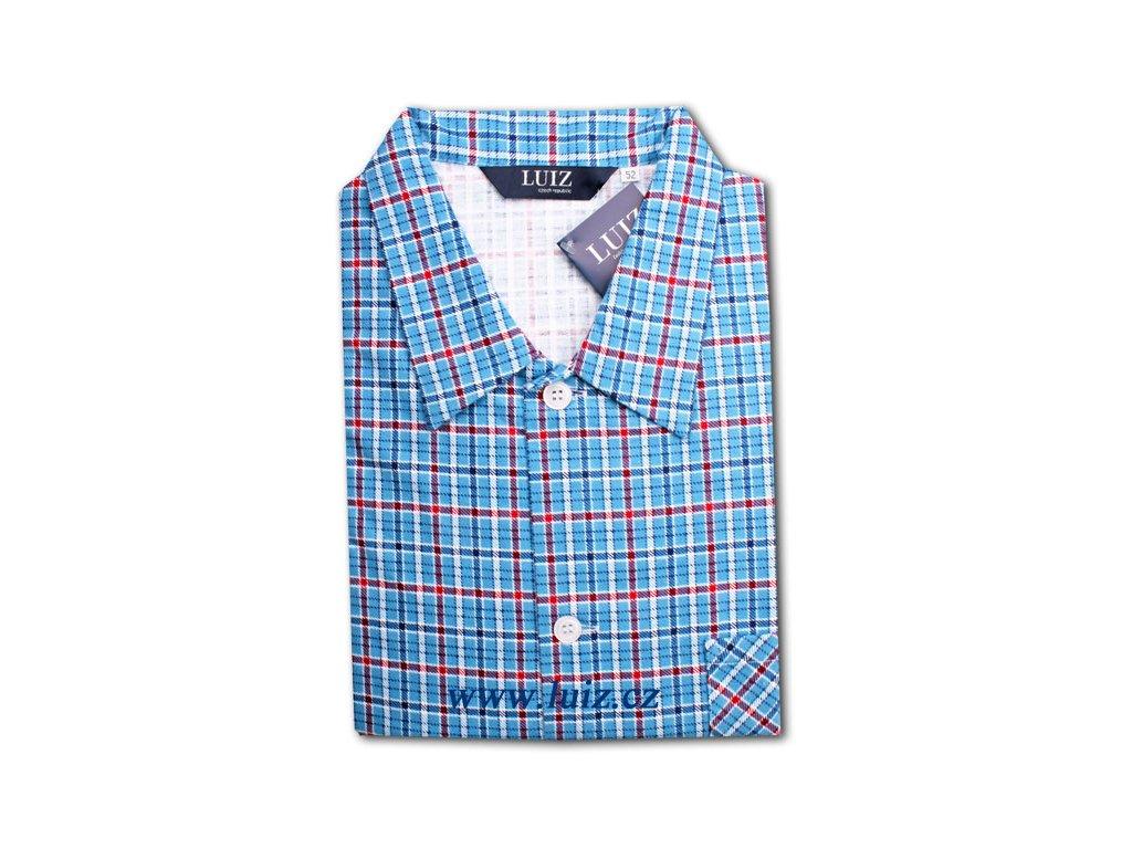 Flanelové pyžamo Jirka 103