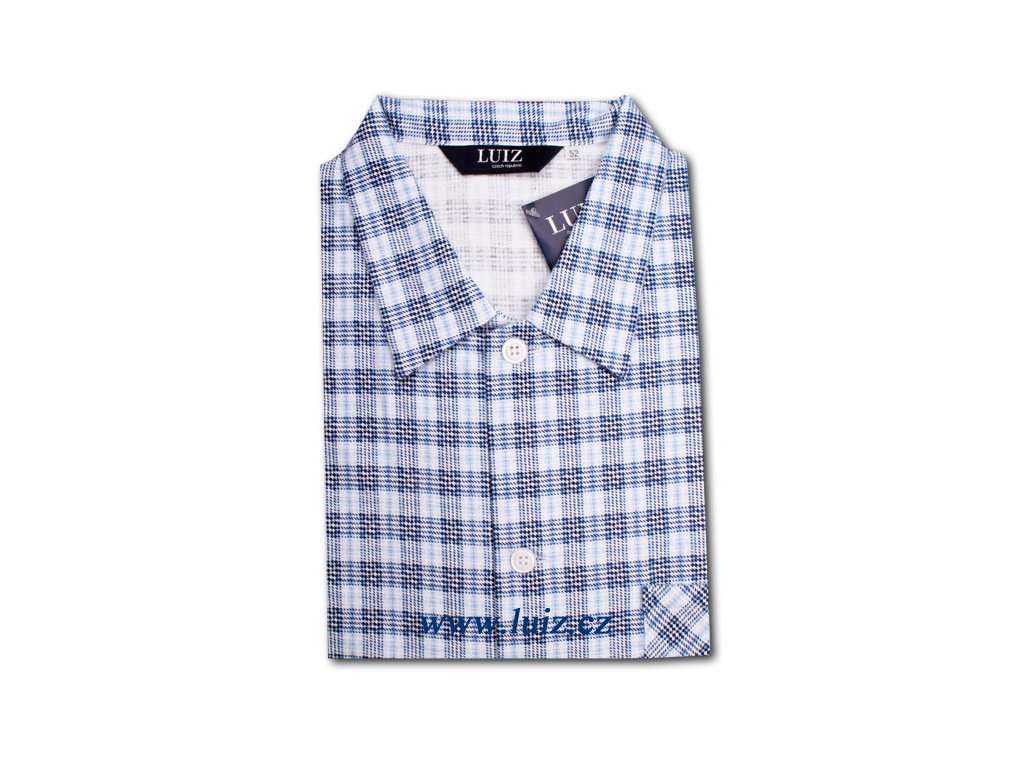 Flanelové pyžamo Jirka 106