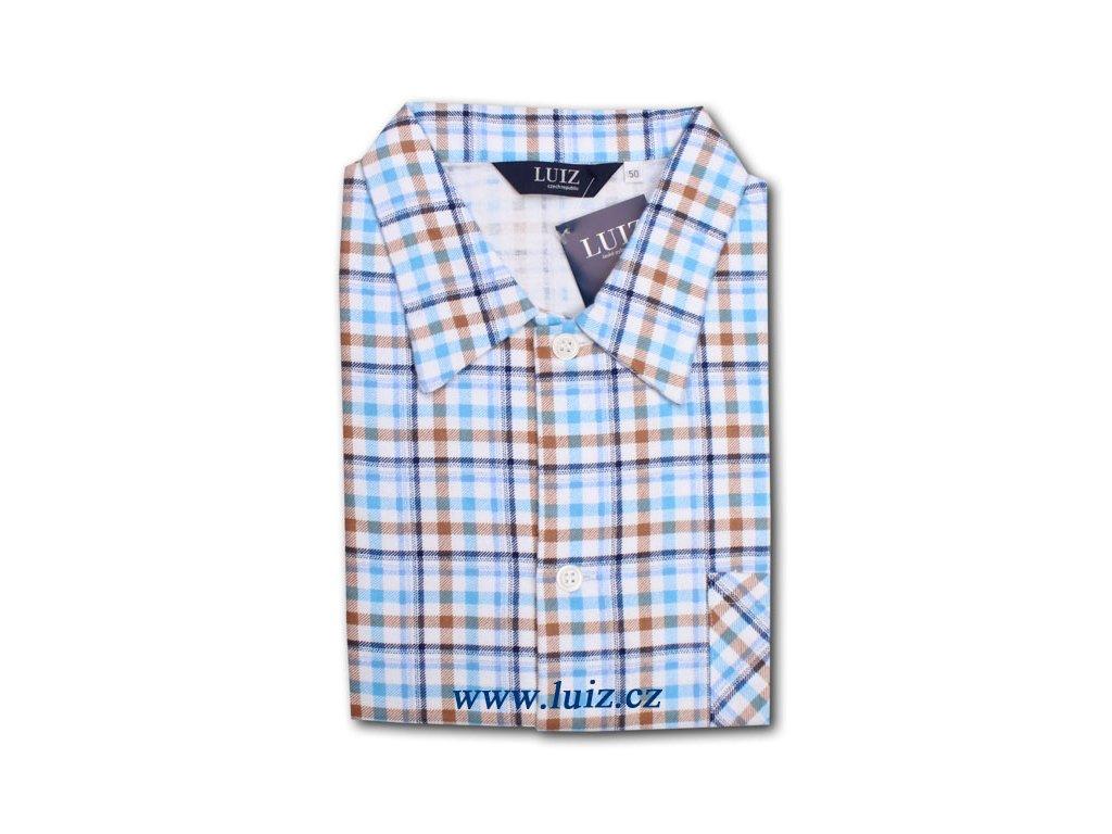 Flanelové pyžamo Jirka 90