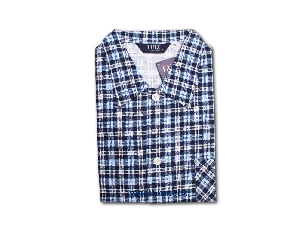 Flanelové pyžamo Jirka 91