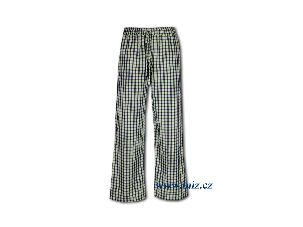 Dámské popelínové kalhoty 58
