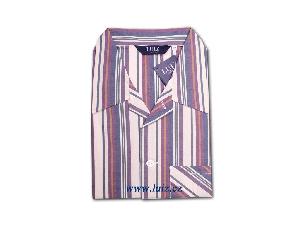Pyžamový kabátek Pablo 203