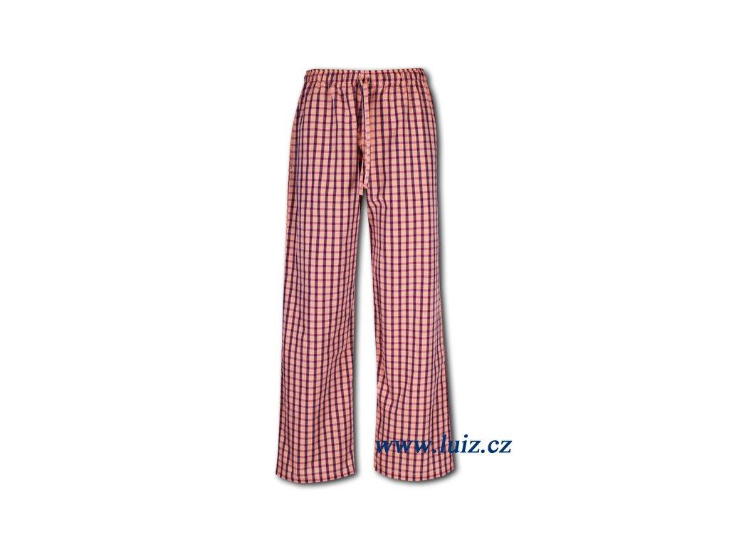 Dámské popelínové kalhoty 59